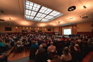 Over 400 people attended this year's Current Archaeology Live! conference.