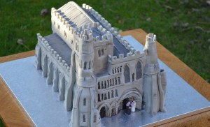 Edible Archaeology: Priory Church