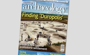 Current Archaeology 313 - out-now!
