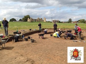MERCIAN ARCHAEOLOGICAL SERVICES CIC - Sherwood Forest Archaeological Training Field School
