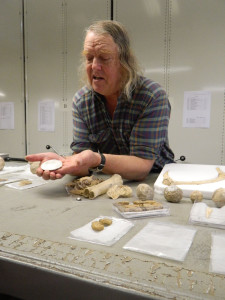 Wessex Archaeology's Phil Harding describes one of his star finds: a rare Neolithic discoidal blade.