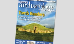 Current Archaeology 310 - out-now!