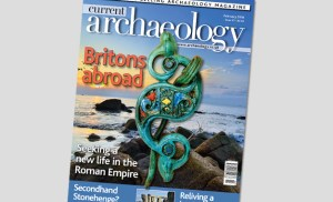Current Archaeology 311---out-now!