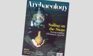 Current Archaeology 329