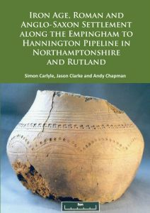 Iron Age Roman and Anglo-Saxon cover