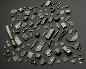 CA 334 - Scotland's Early Silver - The gaulcross hoard