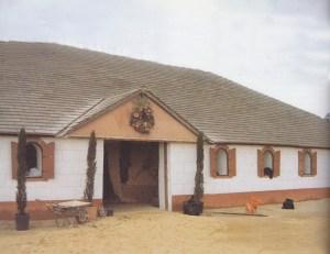 Butser Roman villa