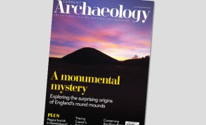 Current Archaeology 337