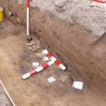 Prehistoric hearth found in Jersey?