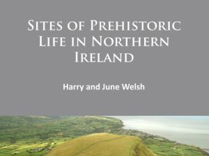 Sites of Prehistoric Life in Northern Ireland_1