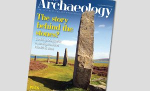Current Archaeology 347