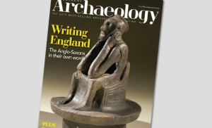 Current Archaeology 346 - now on sale