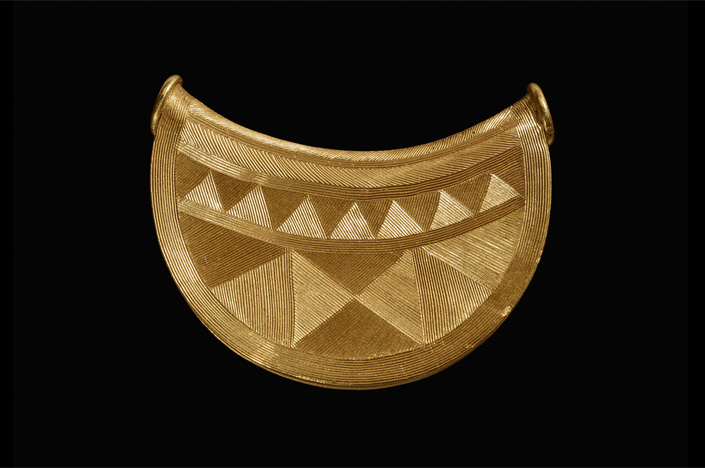 The Shropshire bulla: Bronze Age beauty and a mystery from Manchester