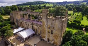 Sudeley Castle Aerial Photo
