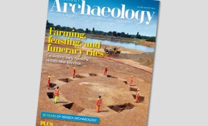 Current Archaeology 351