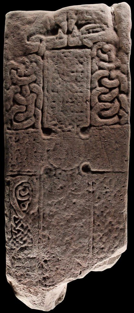 1,200-year-old Pictish cross slab found