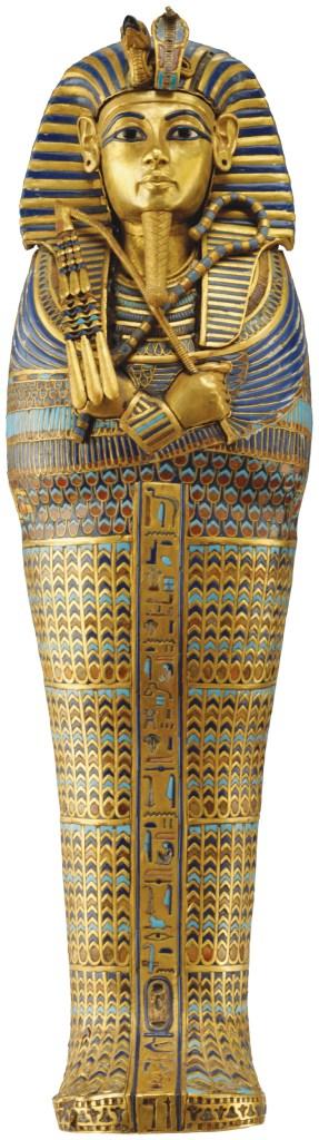 Tutankhamun's canopic coffinette