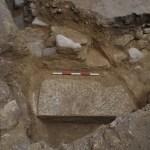 Anglo-Saxon buildings beneath Bath Abbey
