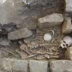 Medieval priestly burial found at Lincoln Cathedral