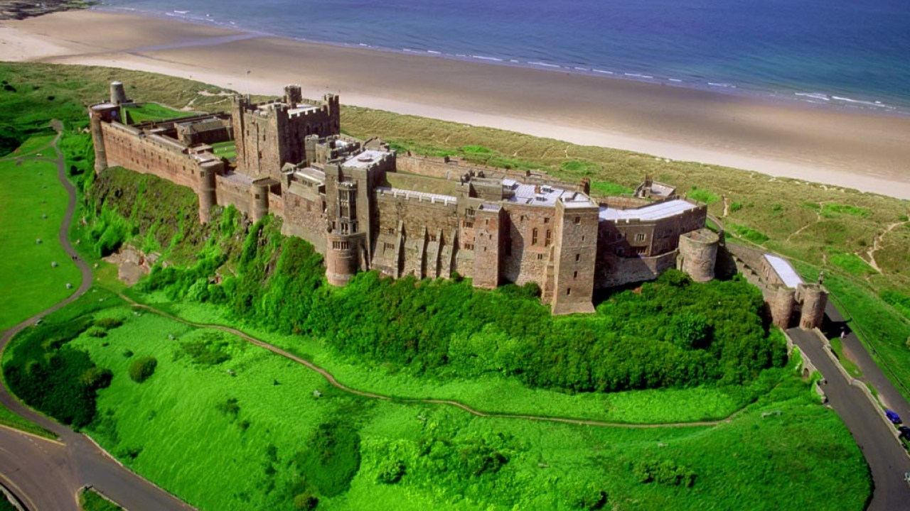 Bamburgh Castle - Current Archaeology