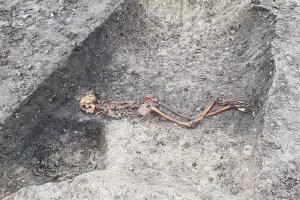 Iron-Age-Skeleton