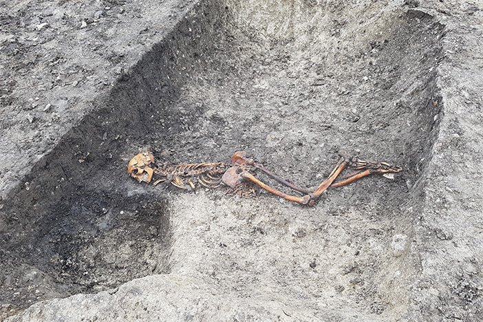Murder, monuments, and material wealth uncovered during HS2 works - Current Archaeology