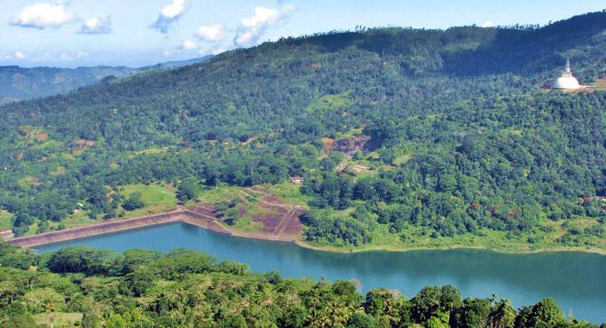 Kothmale Dam-Sri Lanka-Mahaveli Project