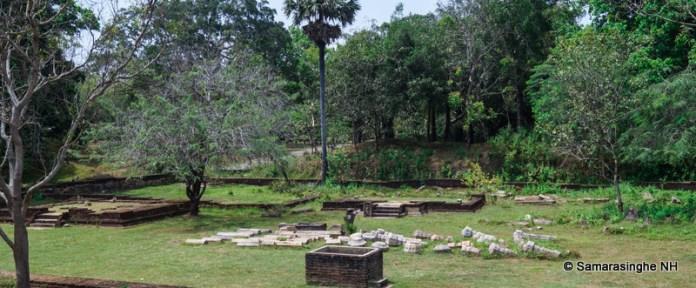 Lankarama Ruins