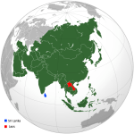 Sri Lanka and Laos
