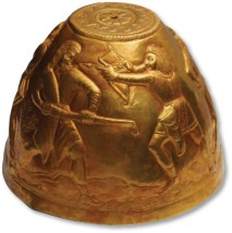 Scythian Sengileevskoe Gold Bowl Warfare