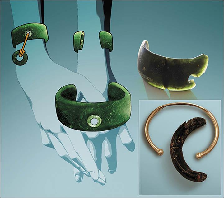 Siberia Denisovan bracelet