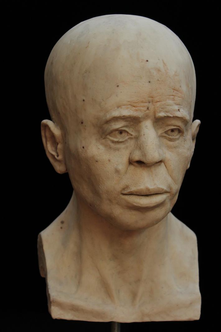 Jericho skull facial reconstruction