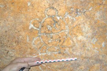 Taino rock art