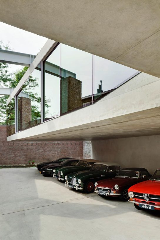 Wiel Arets . v house . maastricht (10)
