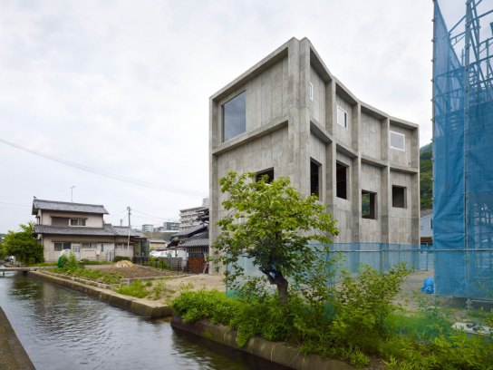 archaic_House in Yagi_SUPPOSE DESIGN OFFICE1