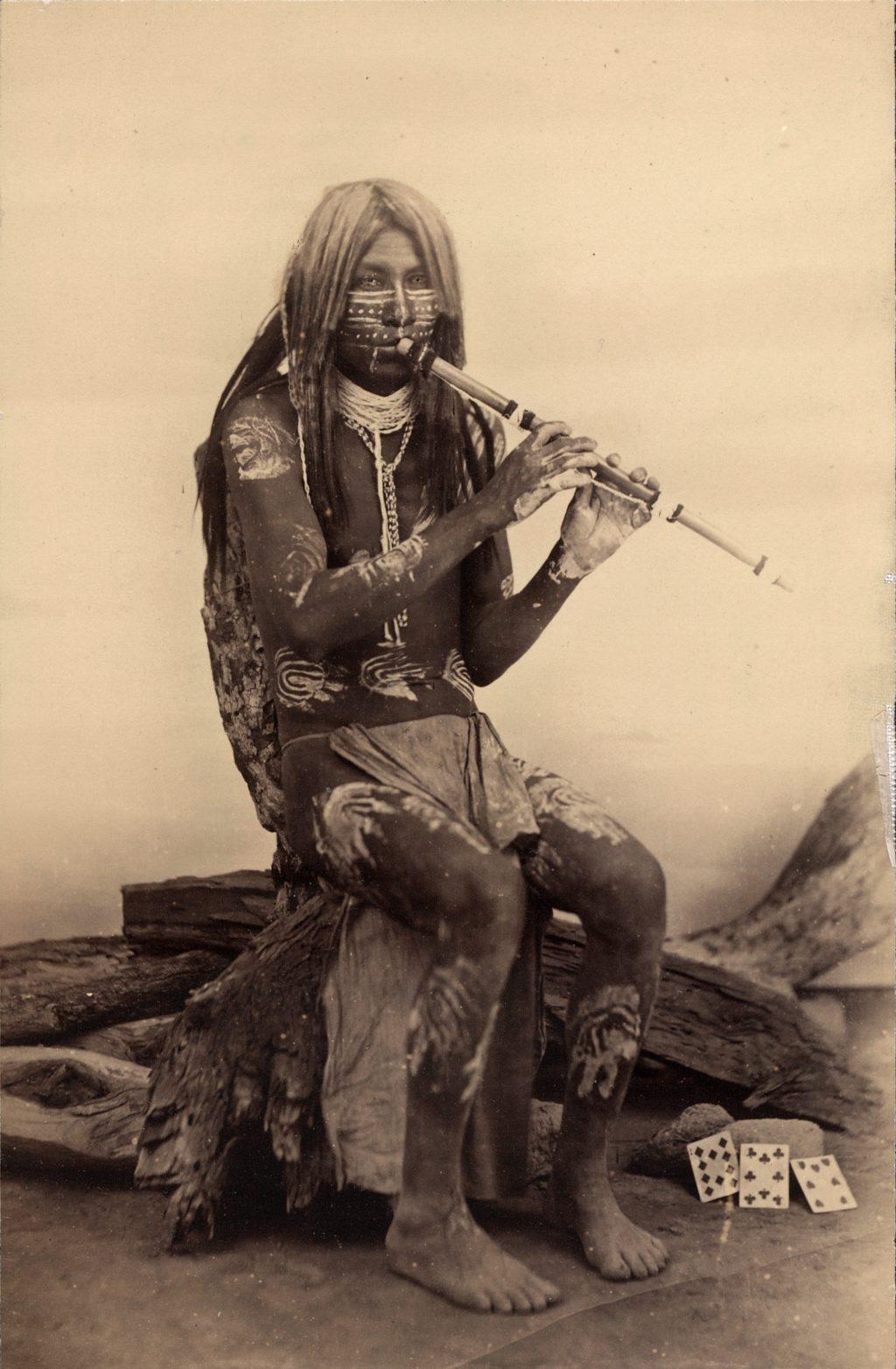 Native American Flute 1870-1906