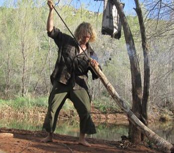 Didgeridoo Making Retreat in 2017