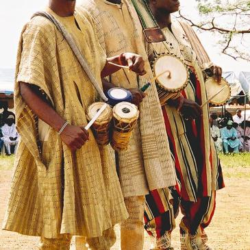 Talking Drums: Ancient Storytellers of West Africa