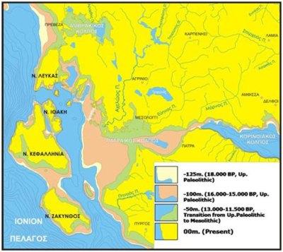 Αχελώος και Εχινάδες νήσοι: η αλήθεια στο μύθο