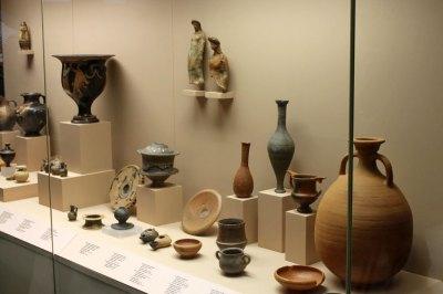 Η ανανεωμένη Αρχαιολογική Συλλογή Κοζάνης άνοιξε ξανά τις πύλες της