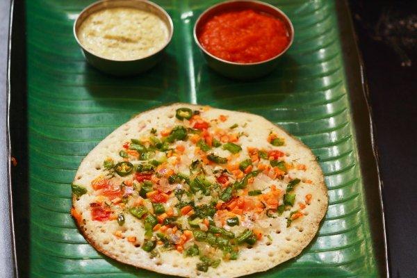 Vegetable Uttapam Recipe by Archana's Kitchen