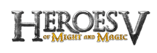 Heroes V - Logo