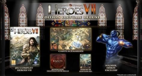 Offre Heroes VII