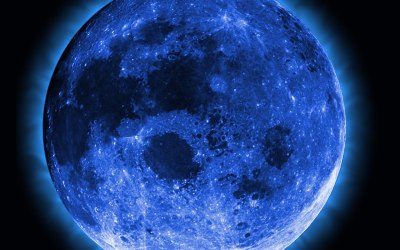 The lunar energy from the powerful Blue Moon releases a Mother Lode of negative energy.