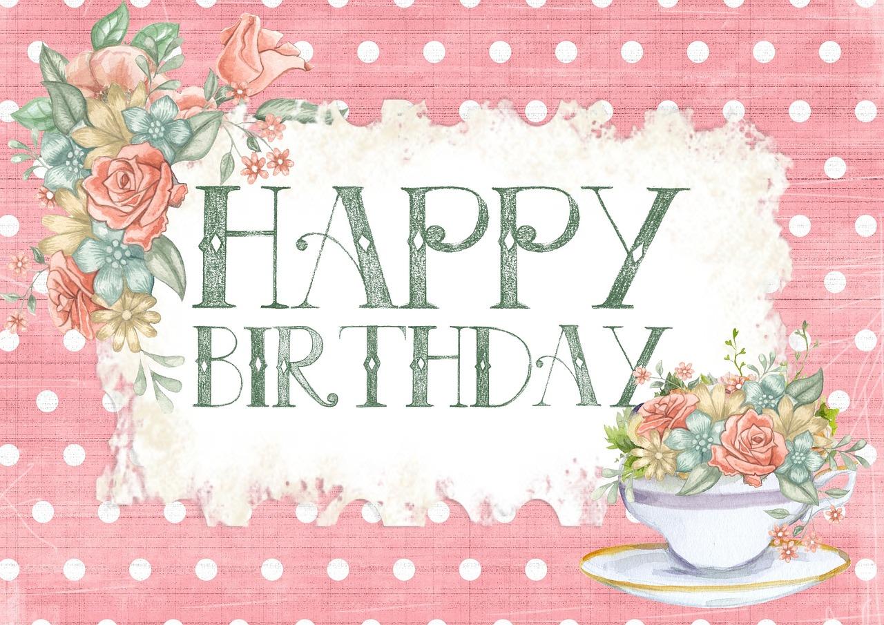Happy Birthday Special 25th May