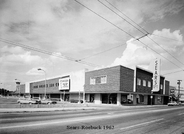 Sears Roebuck 1962