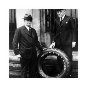 General Wood and Julius Rosenwald