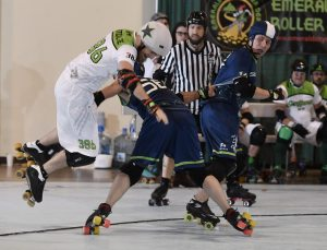 St. Louis GateKeepers vs Puget Sound Outcasts at The Big O Tournament 2016.