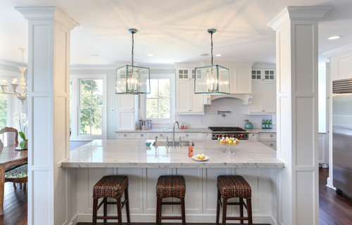 Granite Colors That Pair Perfectly With White Cabinets