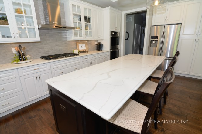Can A Quartz Countertop Take The Heat